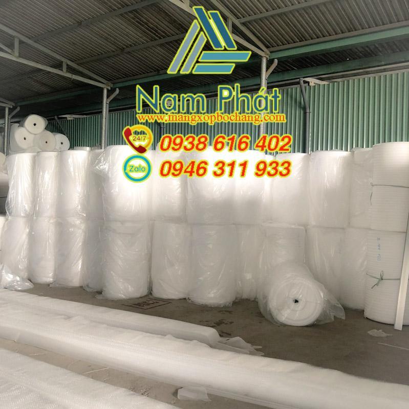 MÀNG pe foam dạng cuộn tròn kích thướt từ 0.5mm đến 100mm