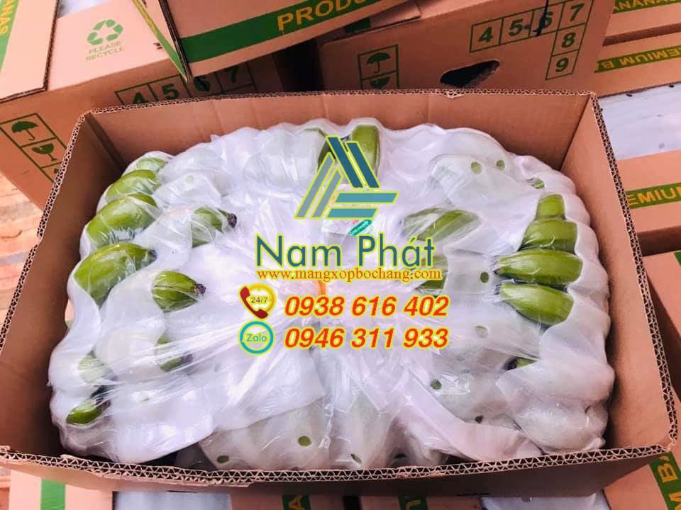 Công Ty Tnhh Cách Nhiệt Nam Phát là nhà máy sản xuất mút xốp lót dưa hấu được sản xuất theo dây chuyền hiện đại,với đội kỹ sư chuyên nghiệp trong nhiều năm Nam Phát luôn đem đến sự hài lòng nhất cho khách hàng trên Toàn Việt Nam.